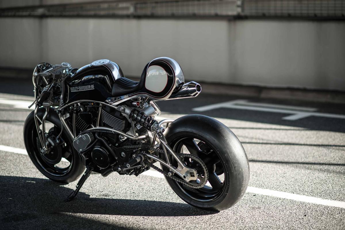 Harley Street 750 Turbo Kit