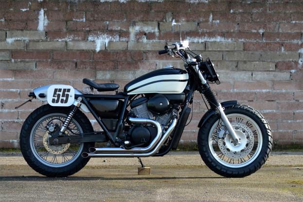 Honda VRX 400 by La Busca Motorcycles