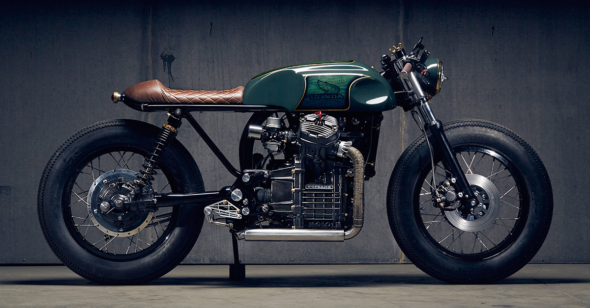 Has Popbang Delivered The Best Looking Cx500 Yet Bike Exif