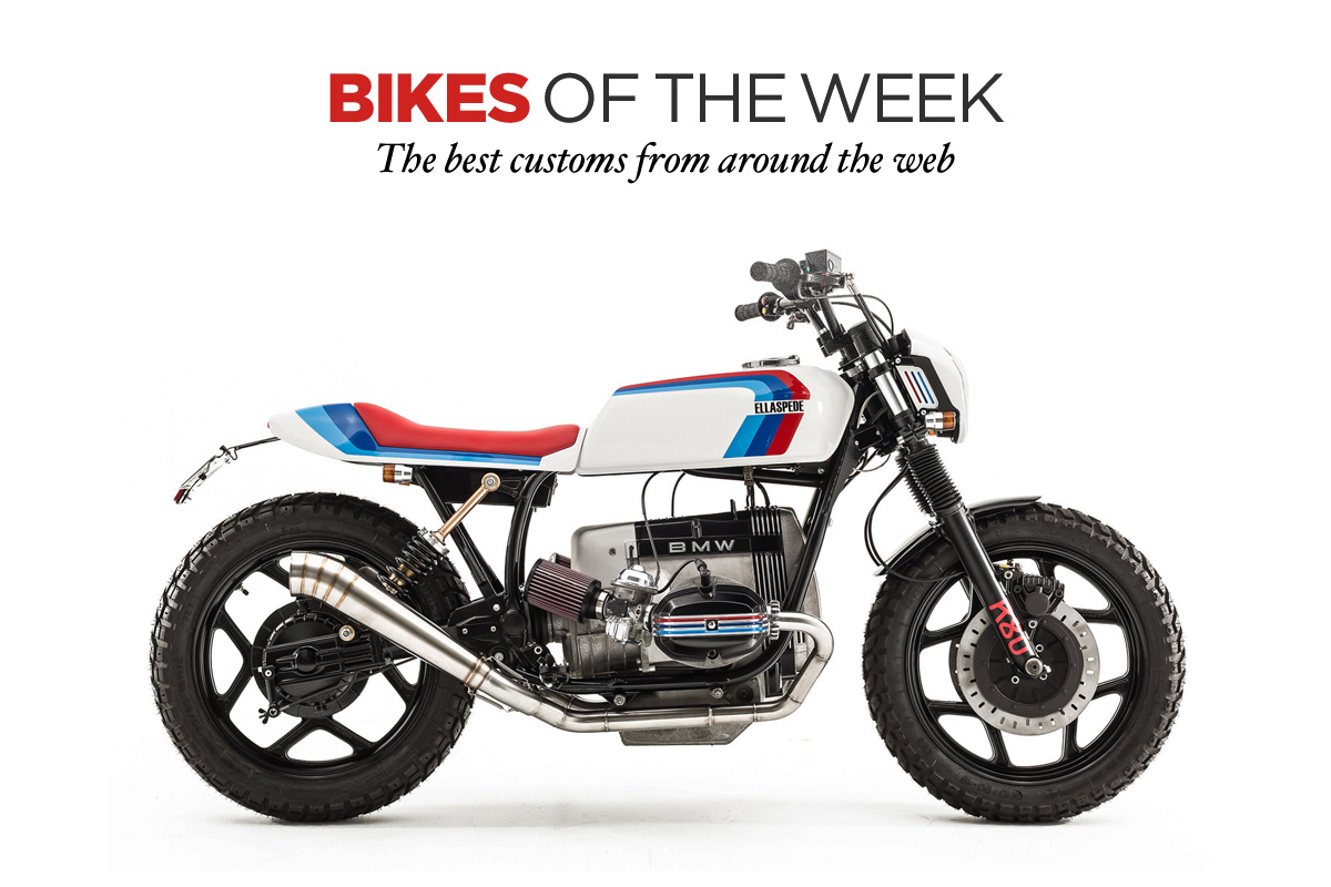 custom bikes of the week: 28 february, 2016 | bike exif