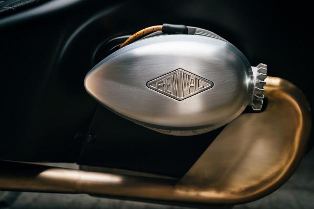 Artistry in metal: The BMW Landspeeder by Revival Cycles
