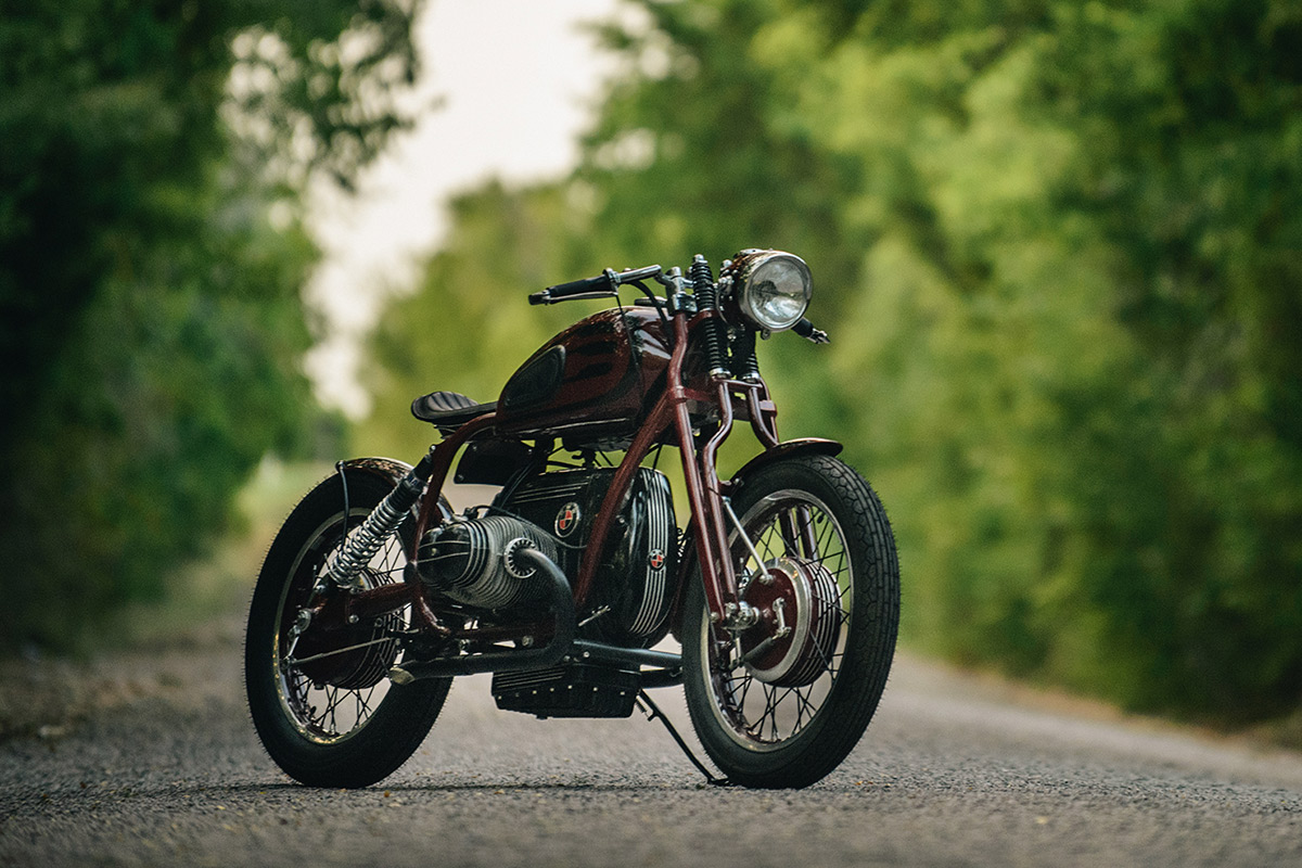 a 1973 bmw bobber with a story to tell   bike exif