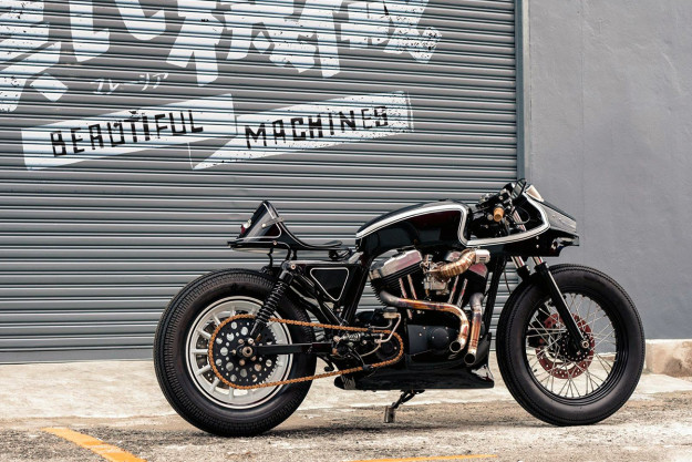 Harley-Davidson Sportster by Beautiful Machines