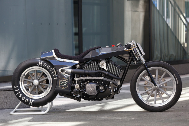 Harley-Davidson Street 750 by Custom Works Zon