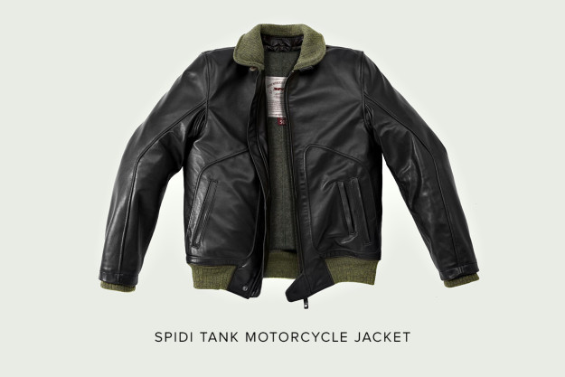 SPIDI Tank motorcycle jacket.
