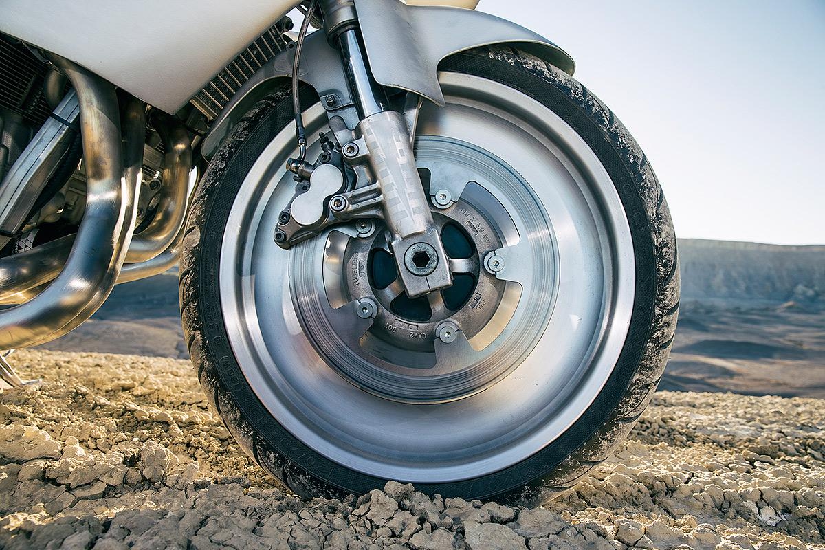 Major Tom: ICON's Nitrous-Fueled Suzuki GSX-R 750   Bike EXIF