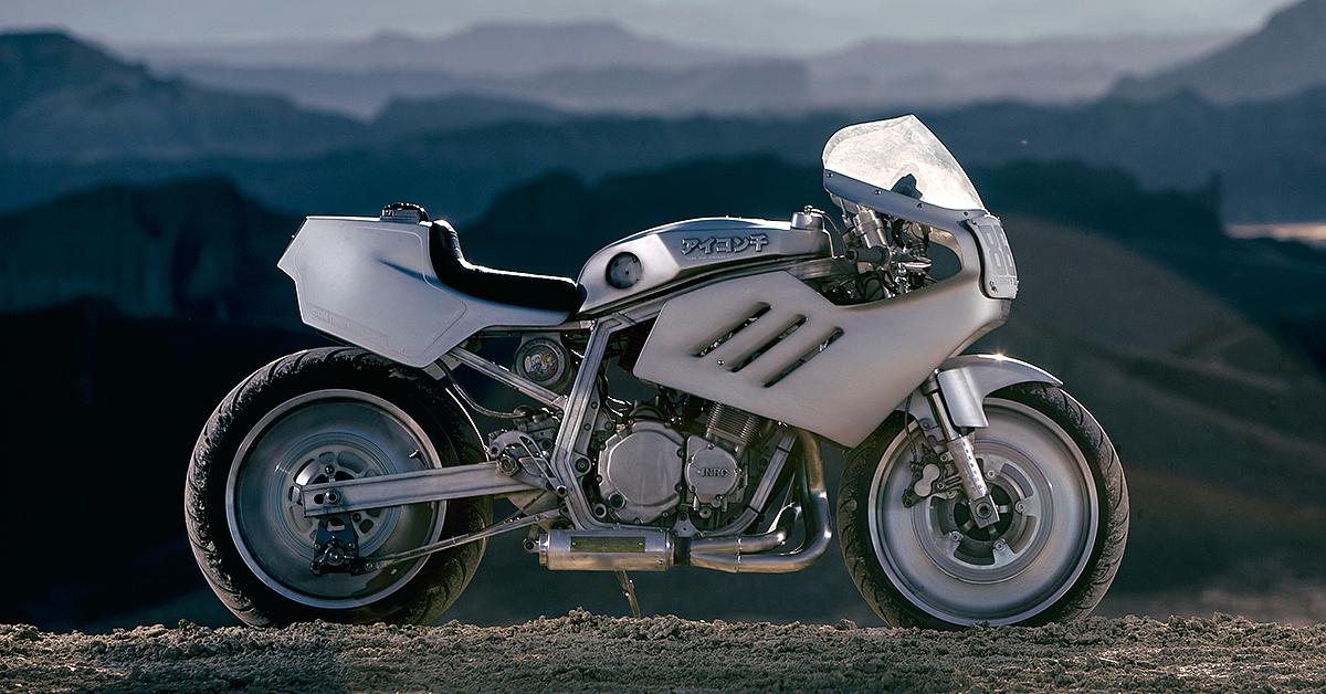 Major Tom: ICON's Nitrous-Fueled Suzuki GSX-R 750