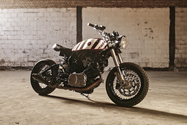 Yamaha TR1 by Moto Adonis