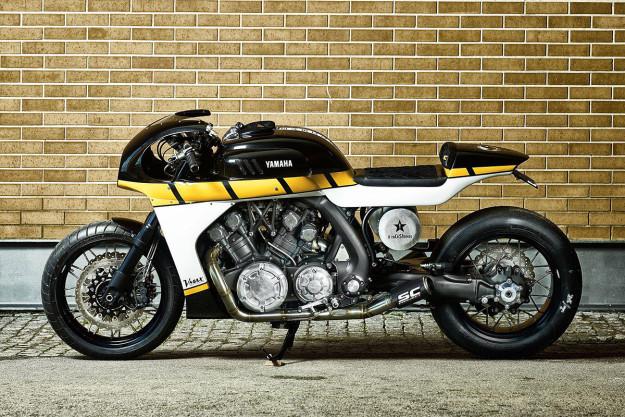 Yamaha VMAX by it roCkS!bikes