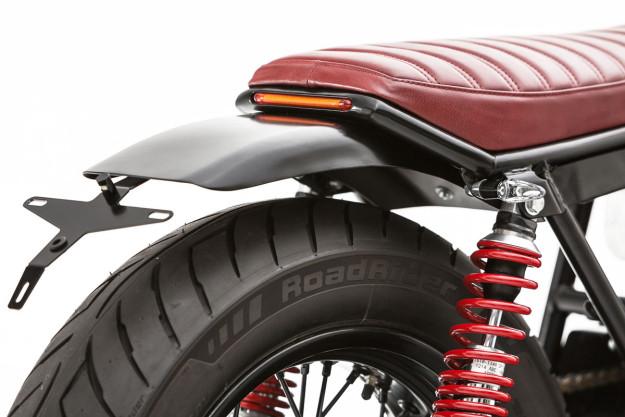 Pocket Rocket: A stunning custom Yamaha XS 400 from the Australian workshop Ellaspede.