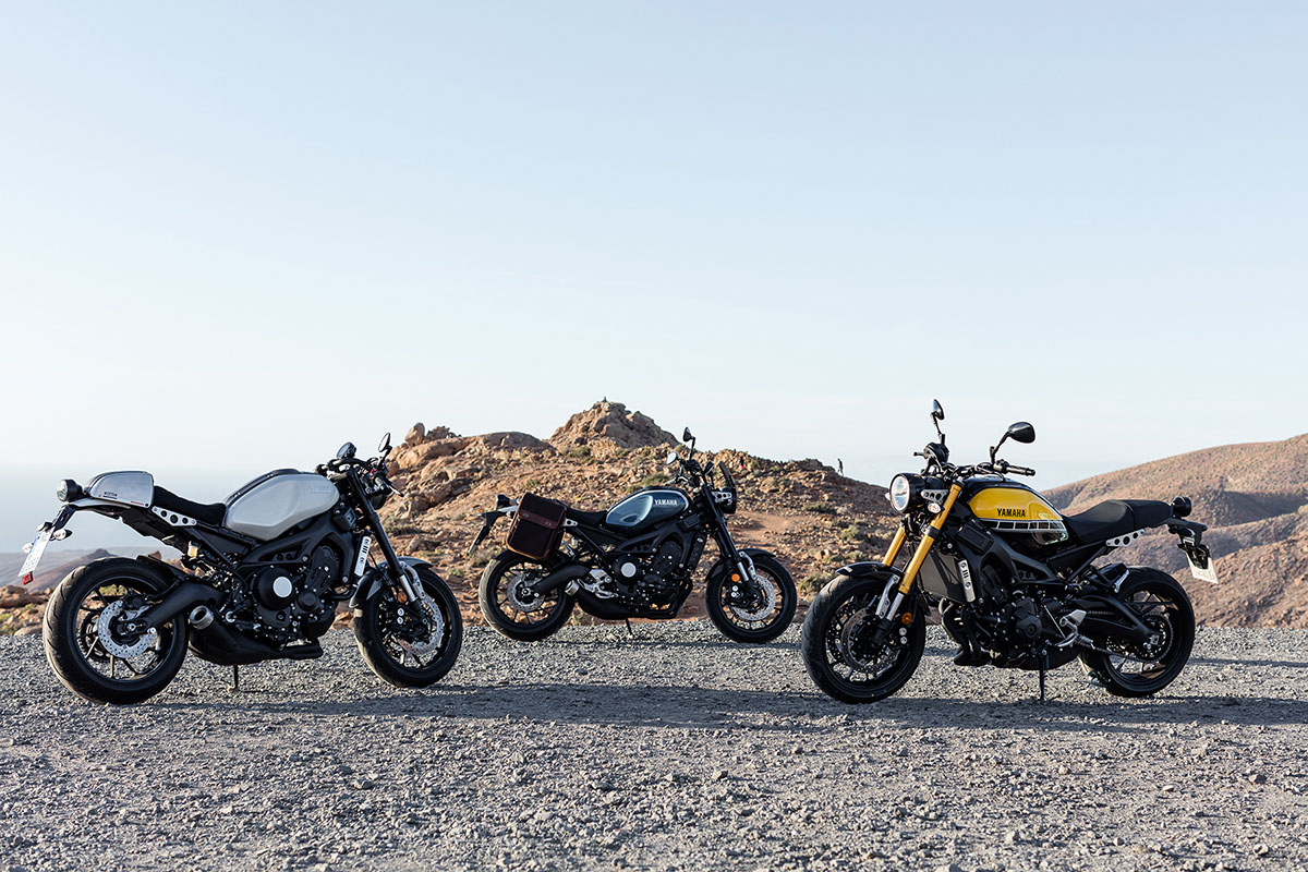 Brute in a Suit: Yamaha XSR900 Review - Page 2 of 3 | Bike EXIF