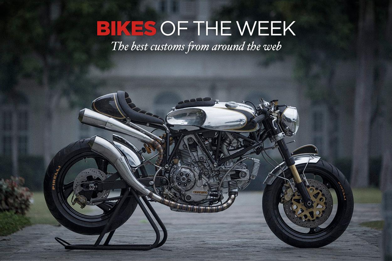 custom bikes of the week bike exif. Black Bedroom Furniture Sets. Home Design Ideas