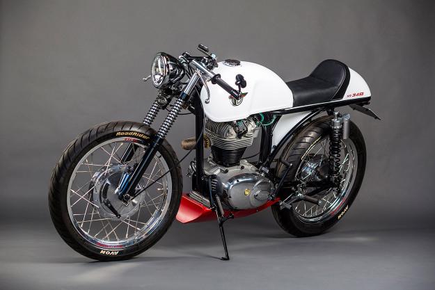 Café Canadiano: Re-Engineering the Ducati 350 Sebring
