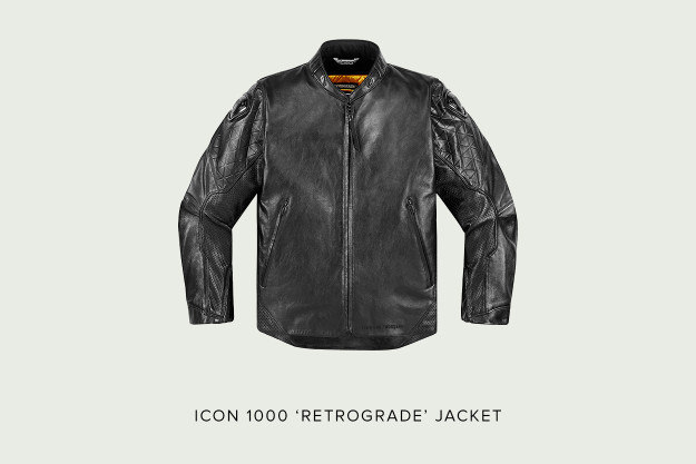Icon 1000 Retrograde Jacket