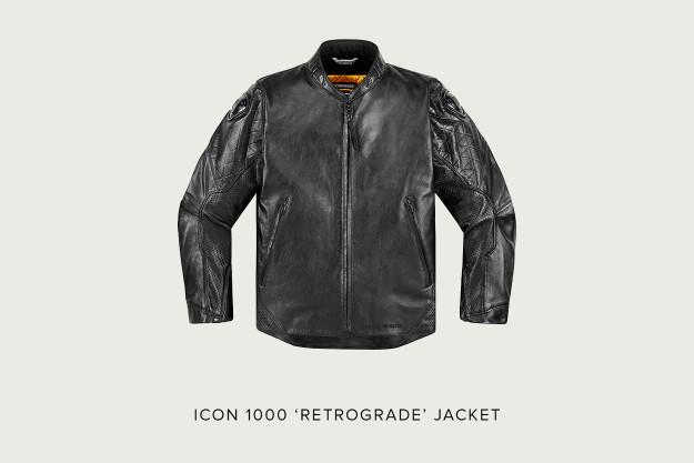 Icon 1000 Retrograde Jacket
