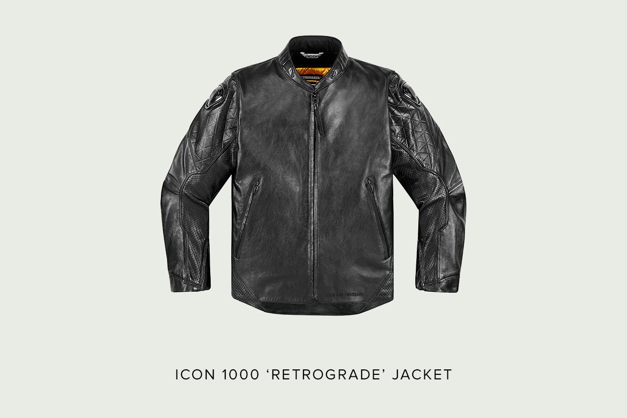 Icon 1000 Retrograde Jacket - Bike EXIF