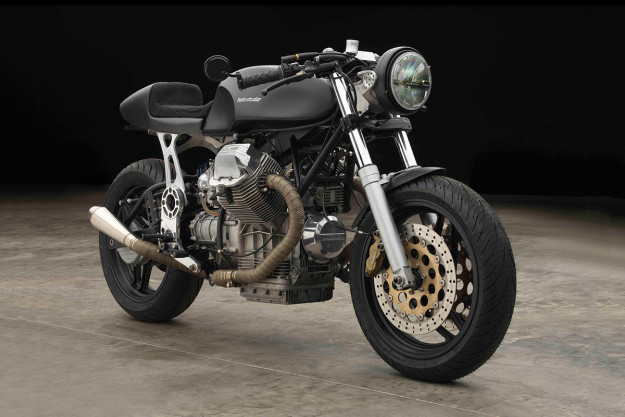 Moto Guzzi 1100 by Moto Studio Garage