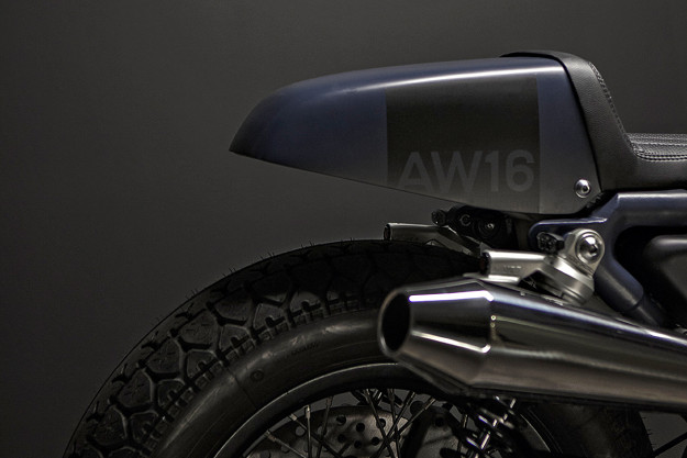 The Wrenchmonkees return with a killer Harley Sportster 883, the 'AW16.'