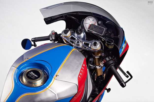 Custom BMW S 1000 RR by PRAËM: The Pursuit Of Perfektion