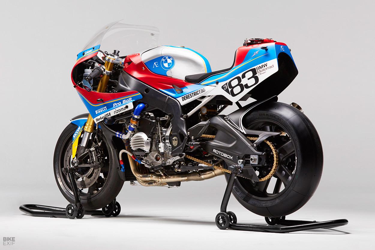 Praem X Bmw S 1000 Rr The Pursuit Of Perfektion Bike Exif