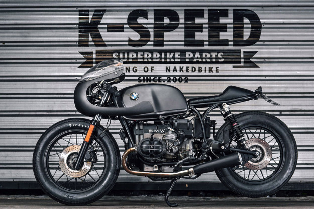 BMW R100 by K-Speed Garage