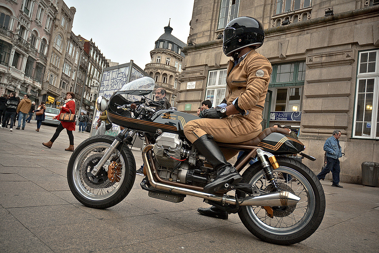 Cafe Racer Motorcycle Gear