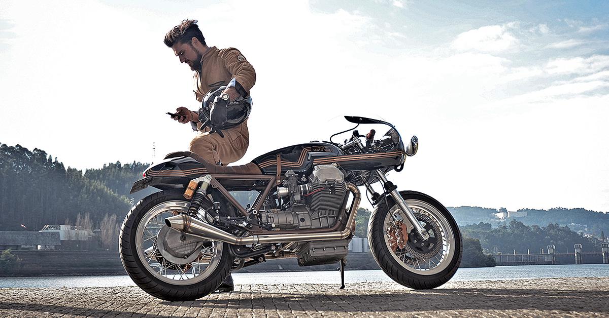 Bug eyed ton up 39 s quirky le mans 1000 oozes style bike exif - Le fenetrier le mans ...