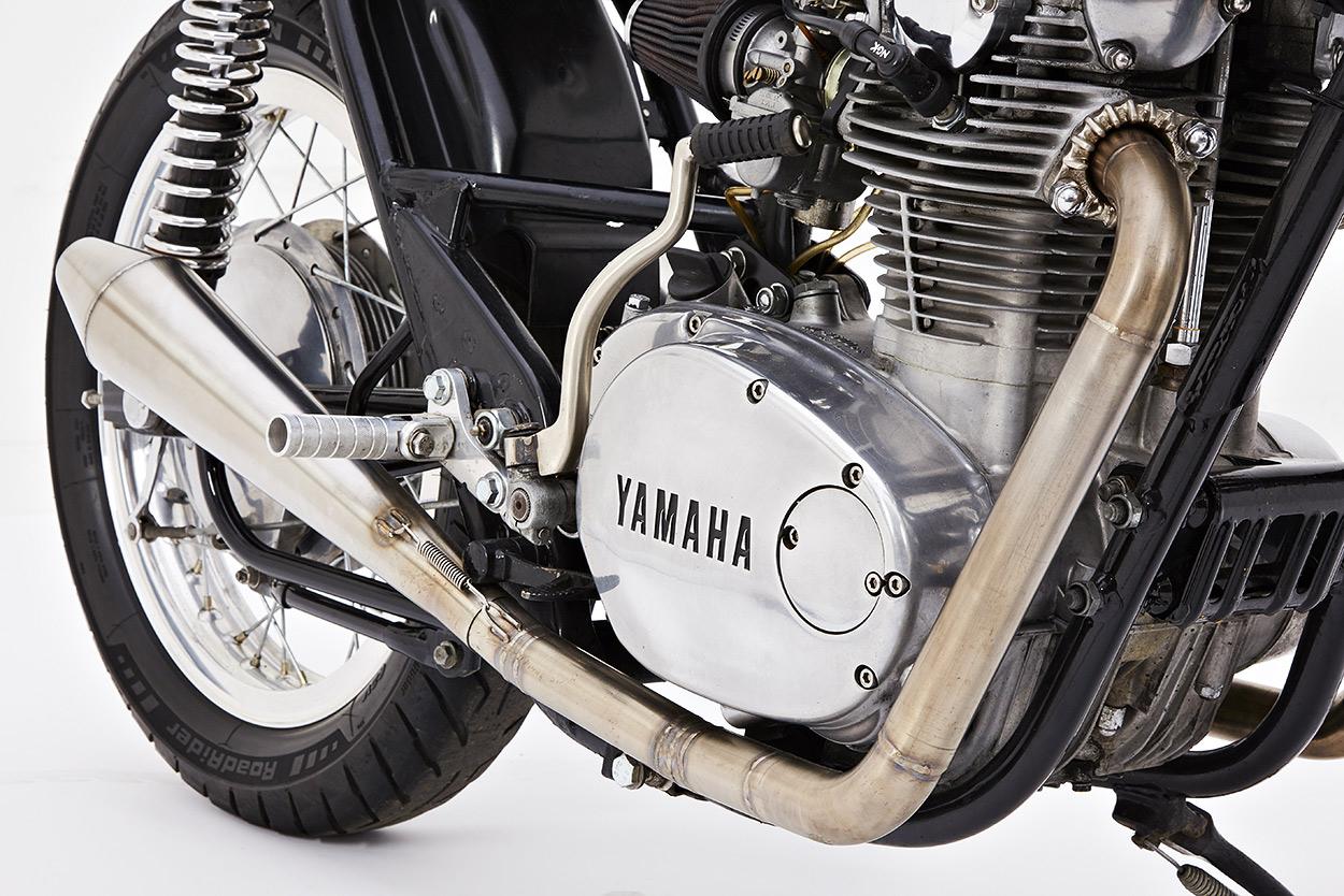 Yamaha G Ii Spec