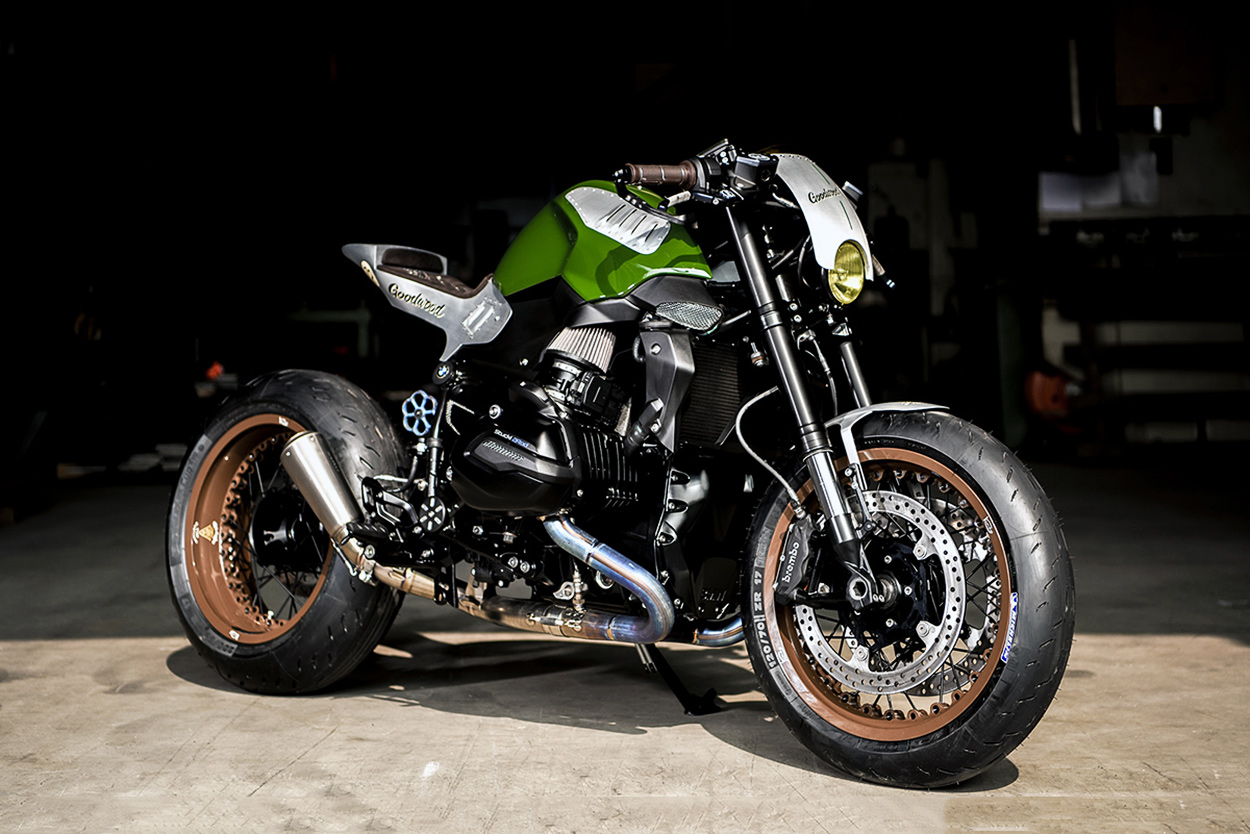 custom bikes of the week: 24 april, 2016 | bike exif