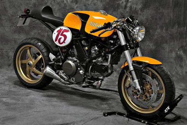 Ducati 750 by XTR Pepo