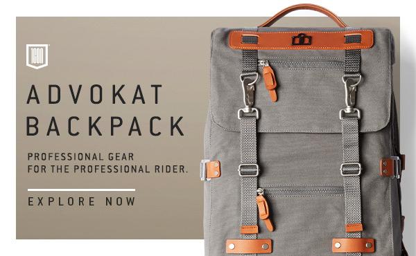 Icon 1000 Advokat Backpack