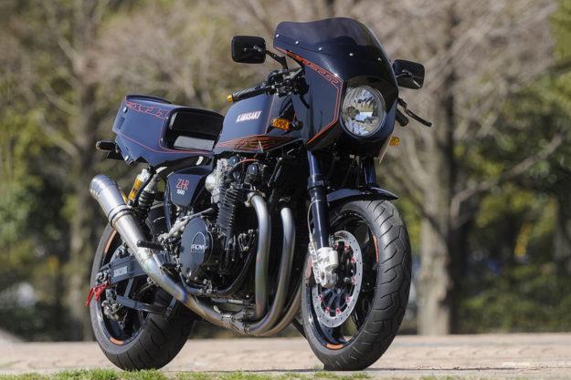 Kawasaki Z1-R by AC Sanctuary