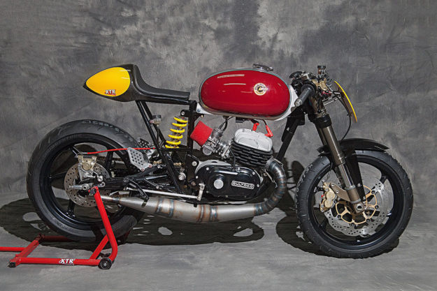 Bultaco Mercurio by XTR Pepo