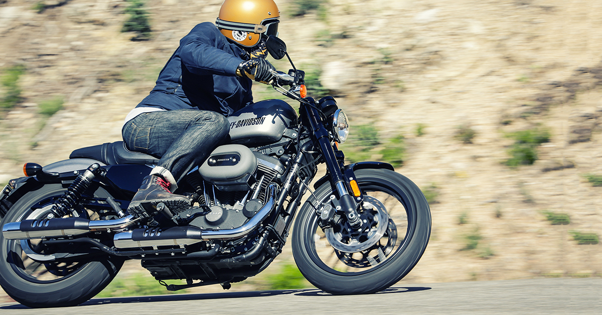 Review The New Harley Davidson Roadster