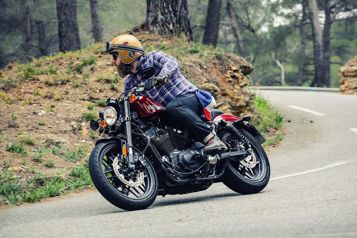 Harley Davidson T Review