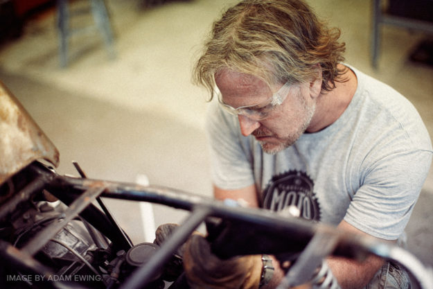 John Ryland on how to buy a motorcycle for your custom project.