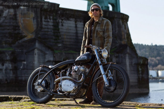 Jared Johnson of Holiday Customs on how to buy a motorcycle for your custom project.