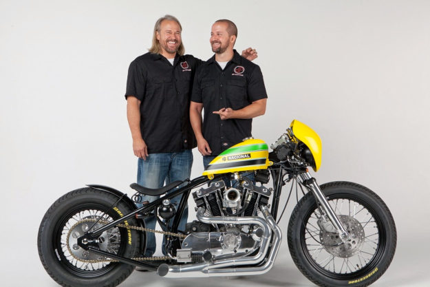 DP Customs on how to buy a motorcycle for your custom project.