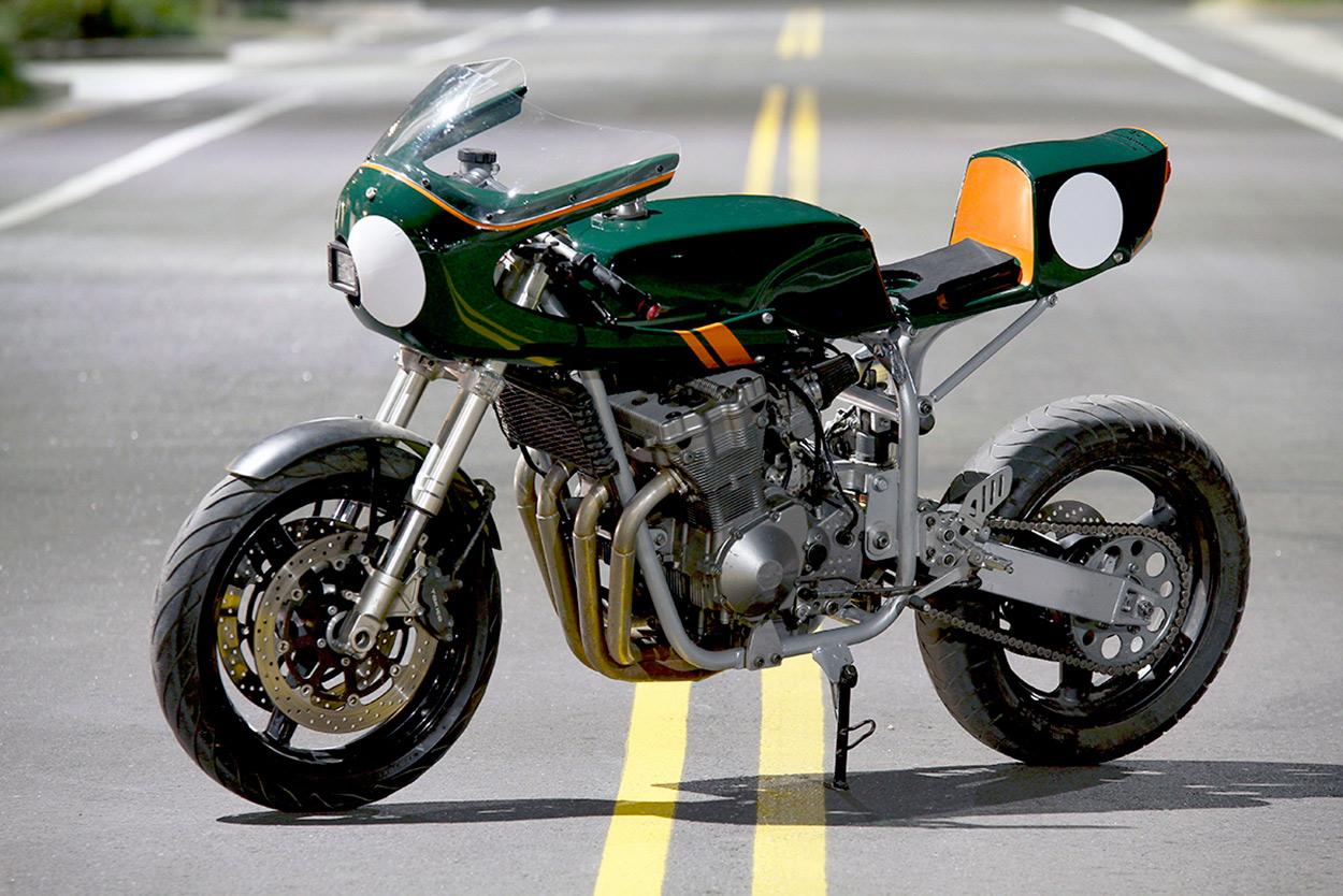 Kawasaki  Cafe Racer Motorcycle