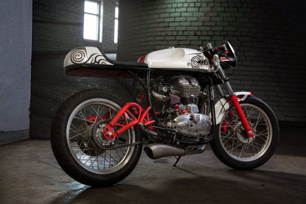 Royal Enfield by Melnitsky Motors