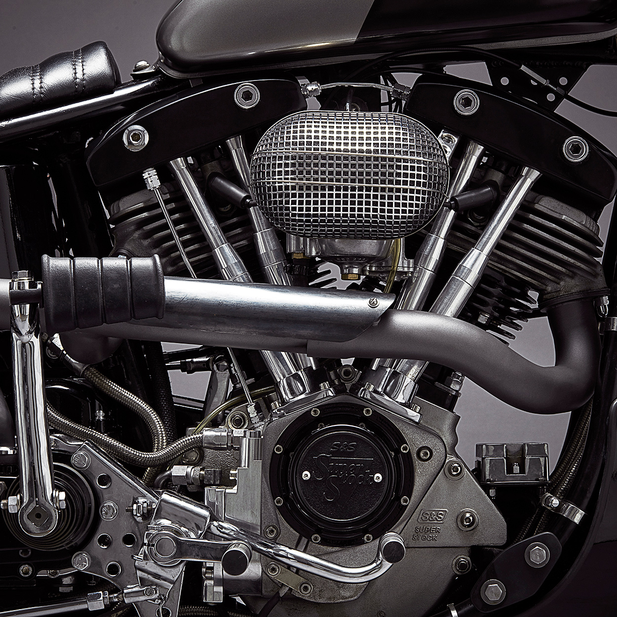 Jamesville's Harley shovelhead cafe racer is just perfect | Bike EXIF