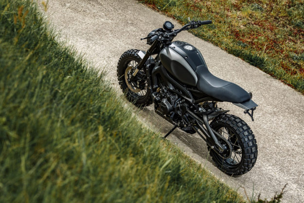 Monkeebeast The Wrenchmonkees Tackle Yamaha XSR900