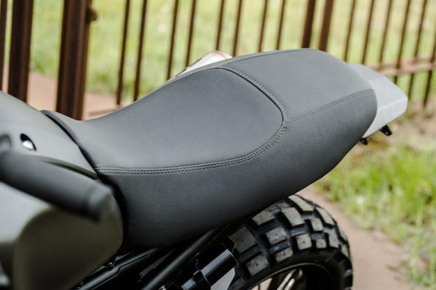 Monkeebeast: The Wrenchmonkees tackle the Yamaha XSR900.