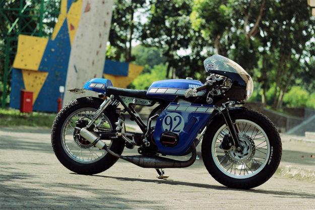 Custom Yamaha RX-K