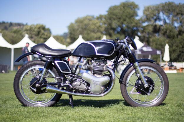 Mike LaFountain's custom Kawasaki