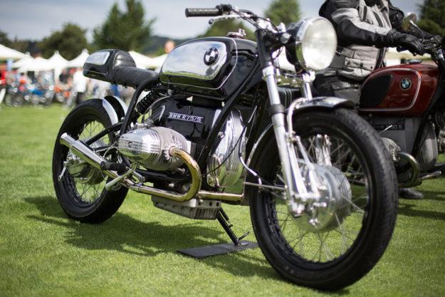 Custom BMW by Fuller Moto.