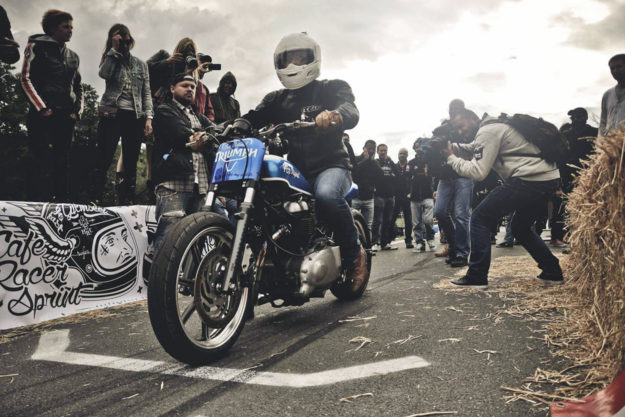 Sultans Of Sprint drag racer by FCR Original.
