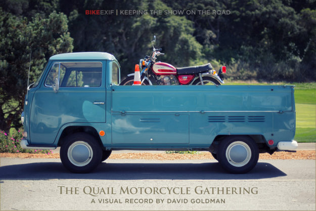 Shooting Stars: The Best of the 2016 Quail Motorcycle Gathering