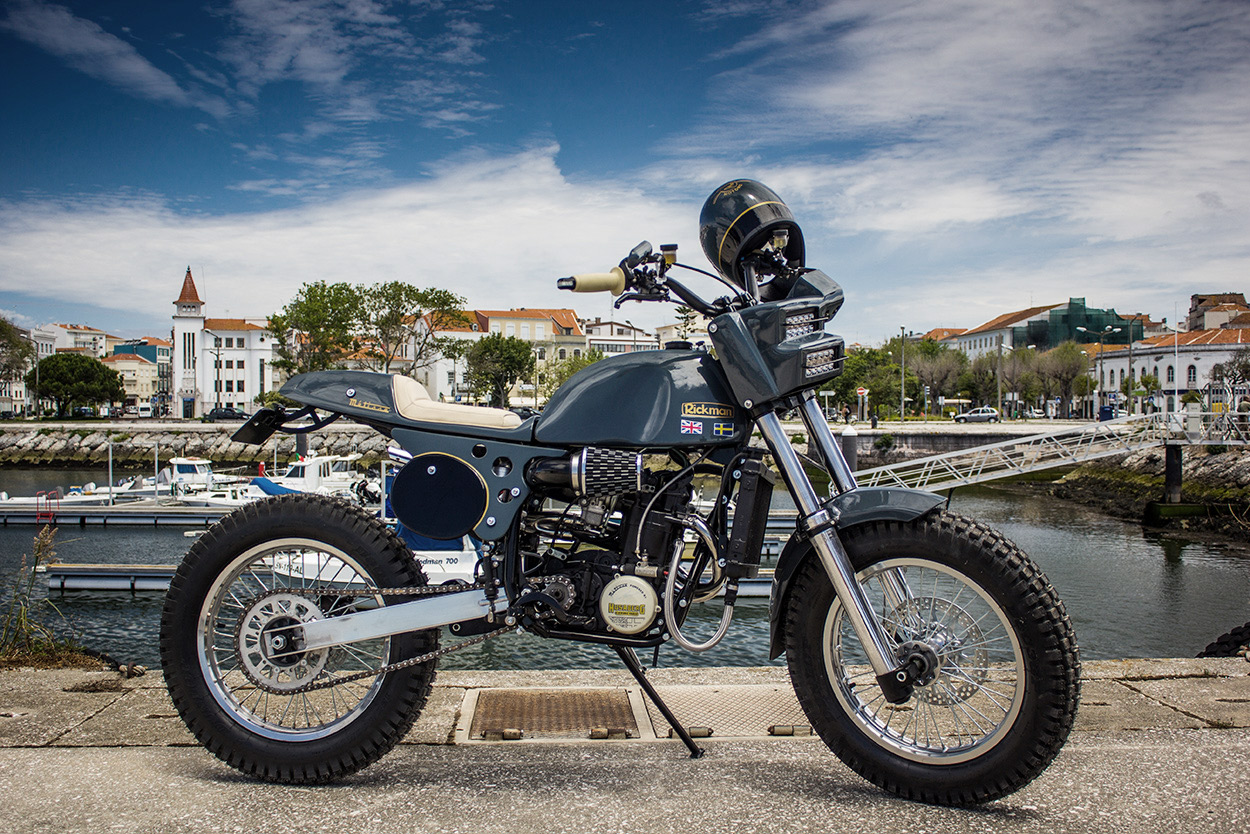 This Rickman Metisse Is A Husaberg In Disguise Bike Exif