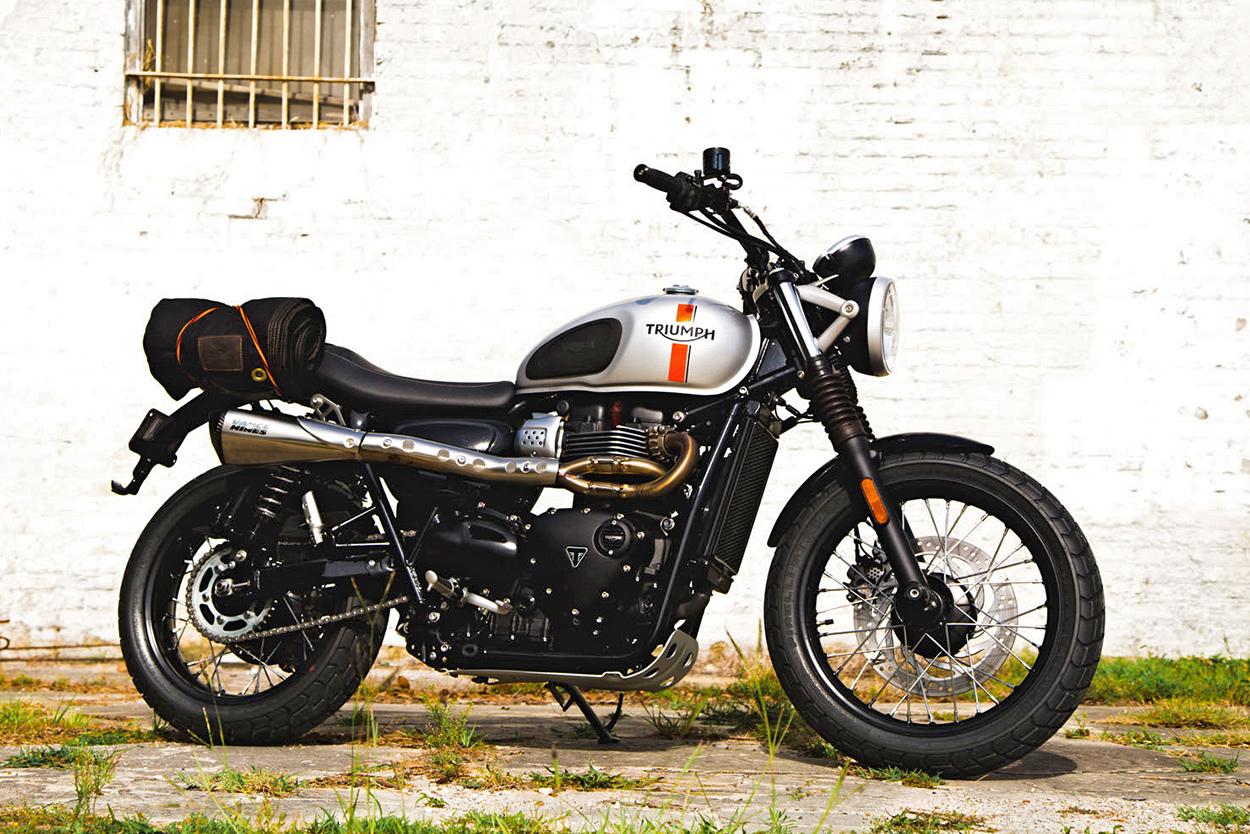 Custom Triumph Street Twin By Standard Motorcyle Co Bike